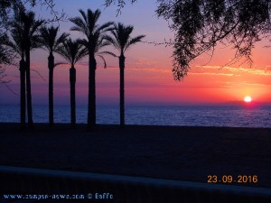 Sunrising at Playa las Salinas – Spain - © Baffo