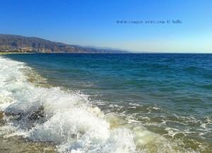 Waves - Playa las Salinas – Spain
