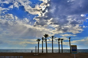 Playa las Salinas - Spain – HDR [High Dynamic Range]