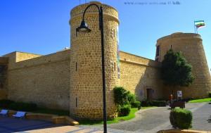 Castillo de Santa Ana - Roquetas de Mar – Spain