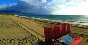 View today - Playa las Salinas – Spain