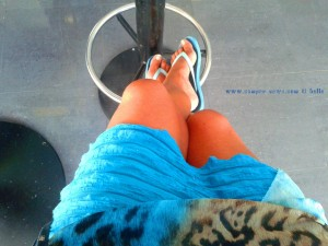 ...warten in der Laundry - Roquetas de Mar - Spain