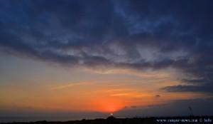 Sunset in Retamar – Spain