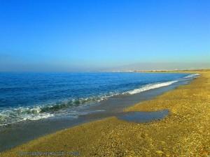 My View today - Playa Retamar - Spain