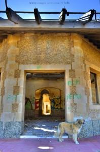 Alte verfallene Villa am Playa de las Palmeras – Spain – HDR [High Dynamic Range]