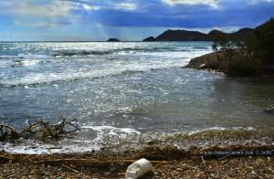 Little River at Playa de las Palmeras – Spain – HDR [High Dynamic Range]