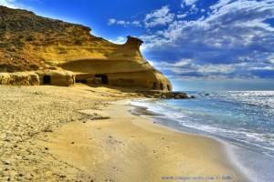Höhlen am Playa los Cocedores – Oktober 2016 – HDR [High Dynamic Range]