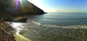 My View today - Playa de las Palmeras – Spain