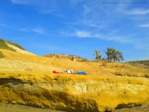 ...wer findet sie? - Playa de las Palmeras – Spain