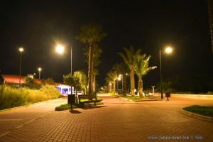 Lange Promenade bis zum Puerto Almerimar – Spain