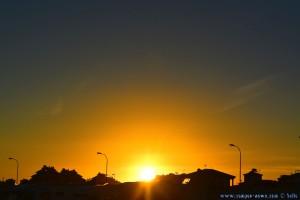 Sunset at Playa las Salinas - Spain
