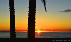 Sunrise at Playa las Salinas – Spain → 07:35:09