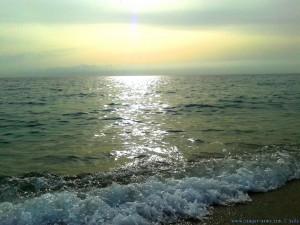 My View today - Playa las Salinas – Spain → 10:02:25