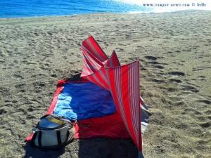Sturm am Playa las Salinas – Spain