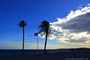 Pause am Playa de los Bajos – Spain