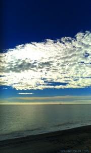 My View today - Playa las Salinas – Spain