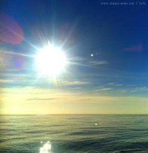 My View today - Playa las Salinas – Spain → 09:53:46