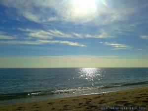 My View today - Playa las Salinas – Spain → 11:17:48