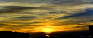 Sunset at Playa las Salinas – Spain → 55mm → 2016-11-12 → 17:47:34