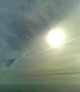 My View today - Playa las Salinas – Spain → 12:15:02