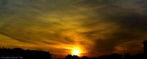 Sunset at Playa las Salinas – Spain → 55mm → 17:43:19