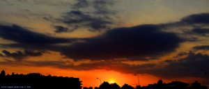 Sunset at Playa las Salinas – Spain – 55mm → 17:44:28
