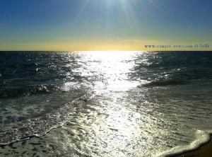 My View today - Playa las Salinas – Spain → 10:08:41