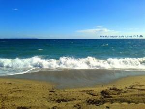 My View today - Playa las Salinas – Spain → 12:25:32