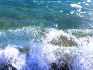 Hier springe ich gleich hinein! Playa las Salinas – Spain