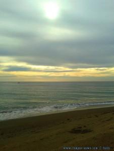 My View today - Playa las Salinas – Spain → 10:39:13