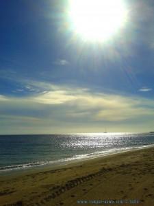 My View today - Playa las Salinas – Spain → 12:35:15
