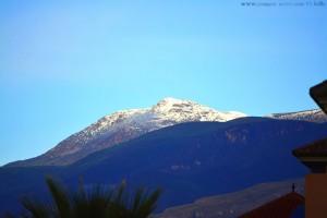 Snow on the Rocks - Sierra de Gádor – Spain