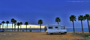 Parking at Playa del Censo - Calle Ingenio, 50, 04770 Adra, Almería, Spanien - November 2016