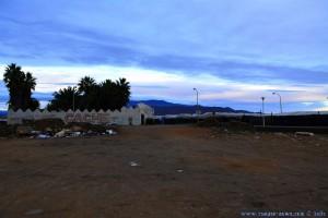 Müllhalde am Playa del Censo – Spain