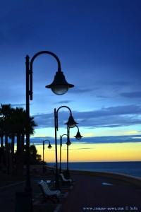 Promenade at Playa del Censo – Spanien