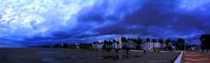 Gewitter im Anmarsch - Puerto Motril – Spain