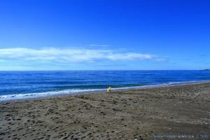 My View today - Nicol at Playa el Playazo - Nerja – Spain