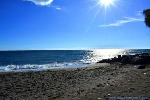 Am Ende von Playa el Playazo – Spain