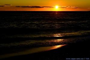 Sunset at Playa el Playazo – Spain → 55mm