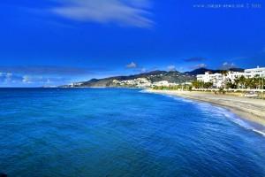 Playa el Playazo - Nerja – Spain – HDR [High Dynamic Range]