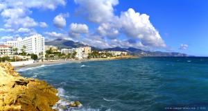 Playa la Torrecilla - Nerja – Spain