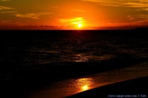 Sunset at Playa el Playazo – Nerja – Spain → 17:54:01 → 55mm