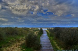 My View today - Playa de los Lances Norte - Tarifa – Spain - HDR [High Dynamic Range]