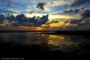 Sunset at Playa de los Lances Norte - Tarifa – Spain → 18mm → 17:56:35