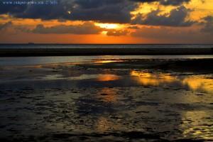 Sunset at Playa de los Lances Norte - Tarifa – Spain → 55mm → 17:56:51