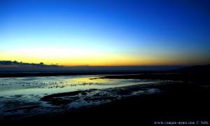 Der Sonnenuntergang ist längst Vergangenheit - Playa de los Lances Norte - Tarifa – Spain