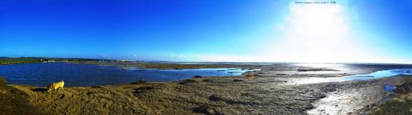 Nicol am Rio Jara - Playa de los Lances Norte - Tarifa – Spain