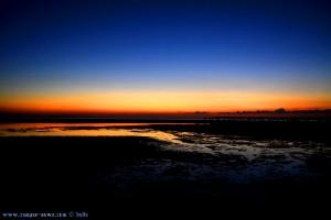 Abendrot am Playa de los Lances Norte - Tarifa – Spain