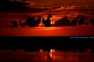 Sunset at Playa de los Lances Norte - Tarifa – Spain