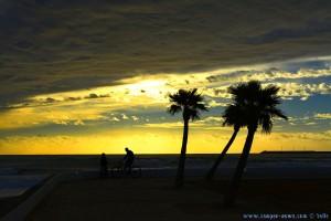 Sunset at Playa de Barbate – Spain
